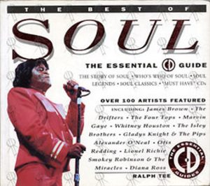 VARIOUS ARTISTS - The Best Of Soul - 1