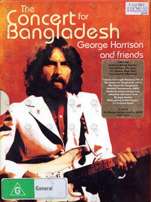 VARIOUS ARTISTS - The Concert For Bangladesh: George Harrison And Friends - 1
