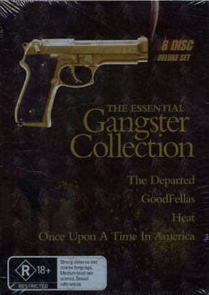 VARIOUS ARTISTS - The Essential Gangster Collection - 1