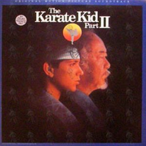 VARIOUS ARTISTS - The Karate Kid Part II: Original Motion Picture Soundtrack - 1