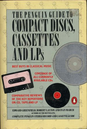 VARIOUS ARTISTS - The Penguin Guide To Compact Discs