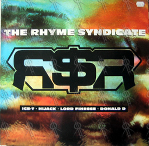 VARIOUS ARTISTS - The Rhyme Syndicate - 1