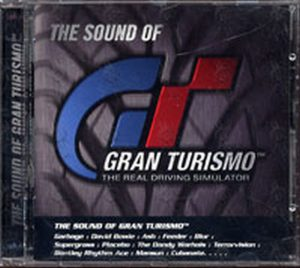 VARIOUS ARTISTS - The Sound Of Gran Turismo - 1