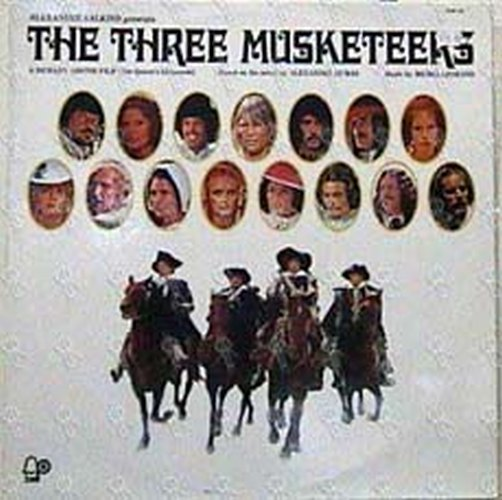 VARIOUS ARTISTS - The Three Musketeers - 1