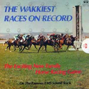 VARIOUS ARTISTS - The Wakkiest Races On Record - 1