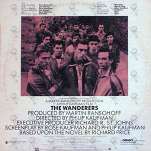 VARIOUS ARTISTS - The Wanderers - 2