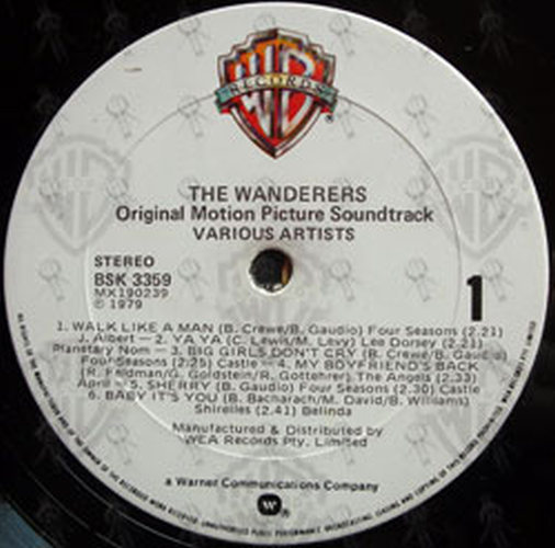 VARIOUS ARTISTS - The Wanderers - 3