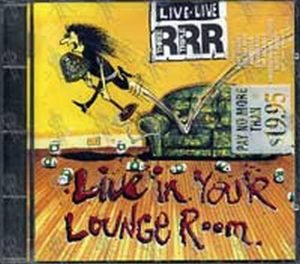 VARIOUS ARTISTS - Three Triple RRR Live In Your Lounge Room - 1