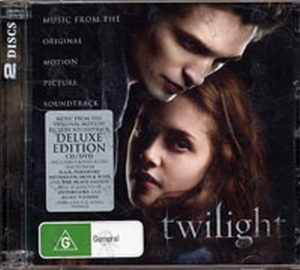 VARIOUS ARTISTS - Twilight: Music From The Original Motion Picture Soundtrack - 1