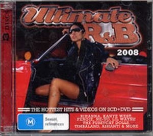 VARIOUS ARTISTS - Ultimate R&B 2008 - 1
