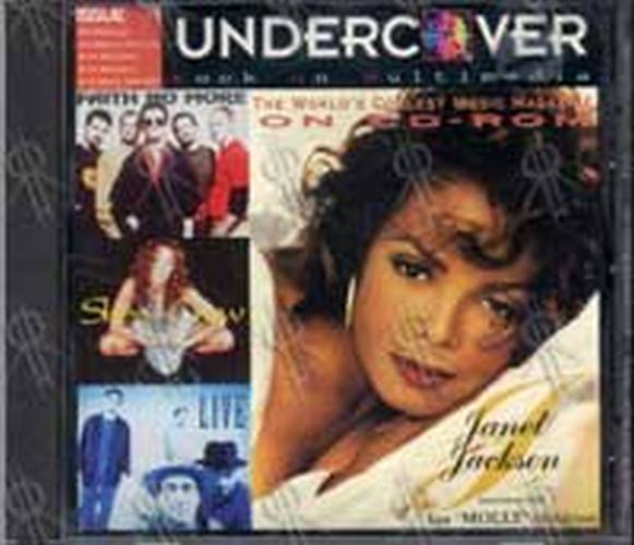 VARIOUS ARTISTS - Undercover CD ROM Issue 1 - 1