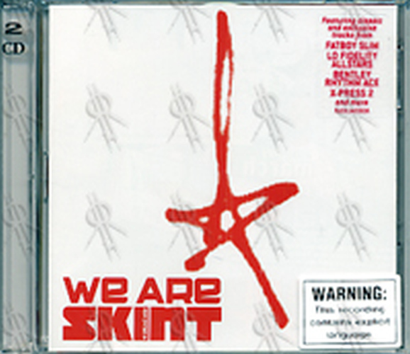 VARIOUS ARTISTS - We Are Skint - 1
