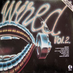 VARIOUS ARTISTS - Wired Vol. 2 - 1