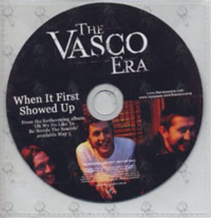 VASCO ERA-- THE - When It First Showed Up - 1