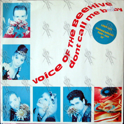 VOICE OF THE BEEHIVE - Don't Call Me Baby - 1