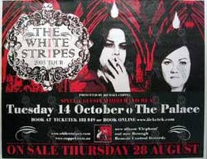 WHITE STRIPES-- THE - 'The Palace