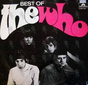 WHO-- THE - Best Of The Who - 1