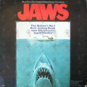 WILLIAMS-- JOHN - Jaws: Music From The Original Motion Picture Soundtrack - 1