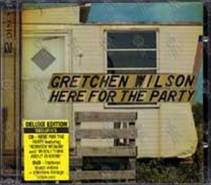 WILSON-- GRETCHEN - Here For The Party - 1