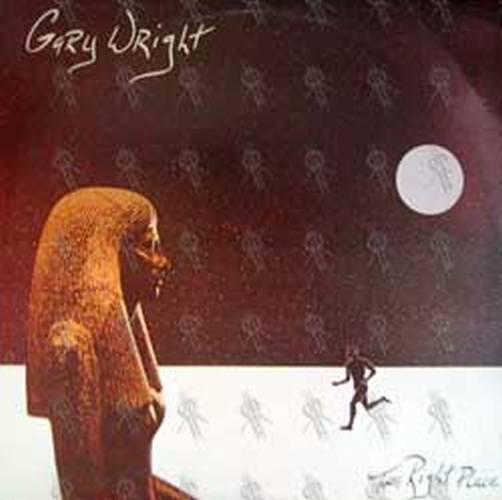 WRIGHT-- GARY - The Right Place - 1