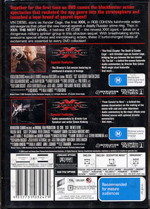 XXX: THE ULTIMATE COLLECTORS PACK - XXX: The Ultimate Collector's Pack - 2