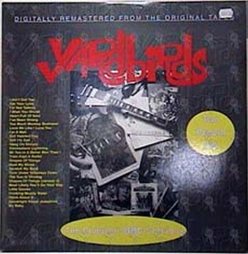 YARDBIRDS-- THE - The Complete BBC Sessions - 1