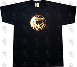 YOU AM I - Black 'Convicts' Album T-Shirt - 1