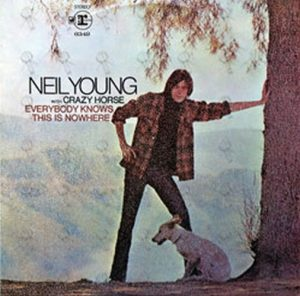 YOUNG-- NEIL - Everybody Knows This Is Nowhere - 1