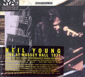 YOUNG-- NEIL - Live At Massey Hall 1971 - 1